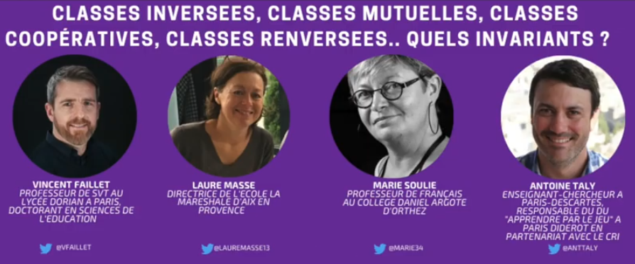 Inventons les classes